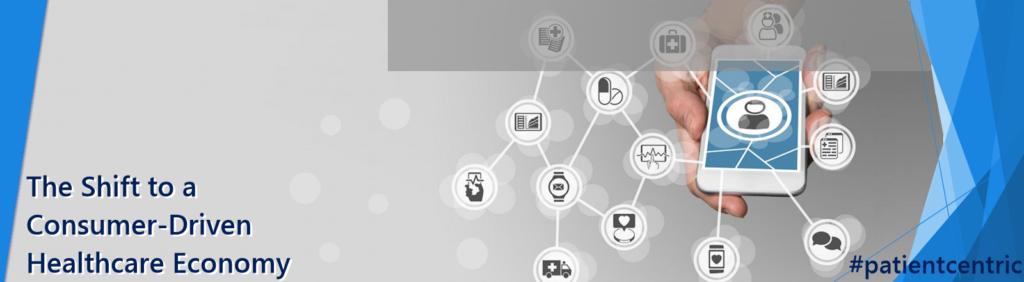 Patient-centered consumer-driven healthcare #patientcentric