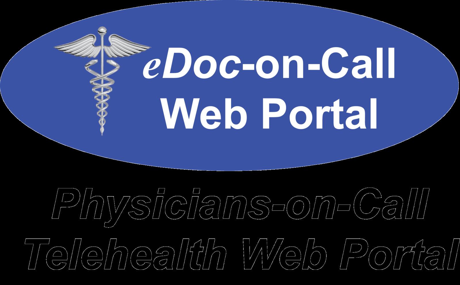 eDoc-on-Call web portal