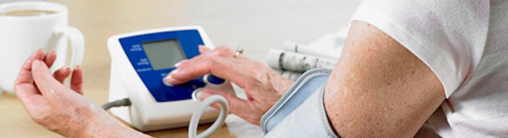 Home health monitoring